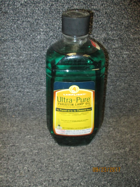 Ultra Pure Paraffin Lamp Oil