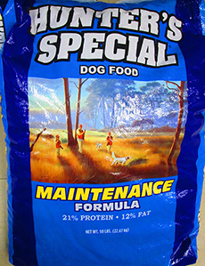 Hunter's Special Dog Food